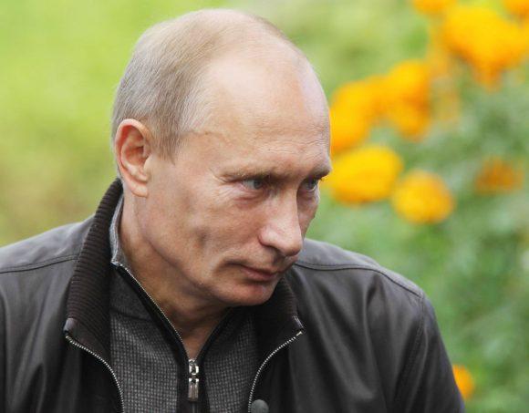 Putin/War Criminal?