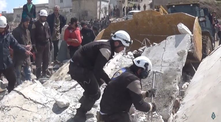 Russia-Canada clash of opinions on the White Helmets