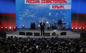 Canada's remarks on Crimea