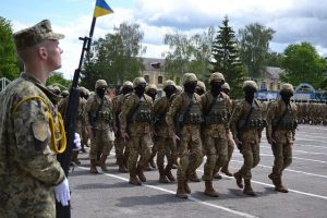 Canadian sniper rifles to defend Ukraine from Russian-backed separatists