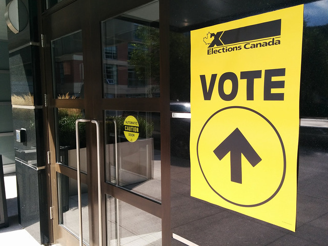 Canada's way to defend its electoral system