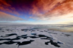An international attempt to regulate potential Arctic fisheries