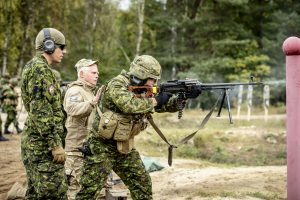 Canada extends its military support of Ukraine