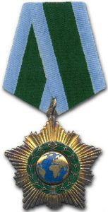 Canadians awarded with Russian state decorations