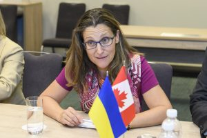 Canada-Ukraine consultations