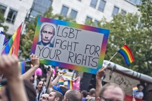 Canada Speaks Out Against Russia's Proposed Gay Marriage Ban